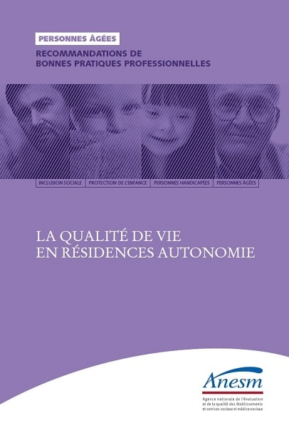 HAS Qualite vie residences autonomie