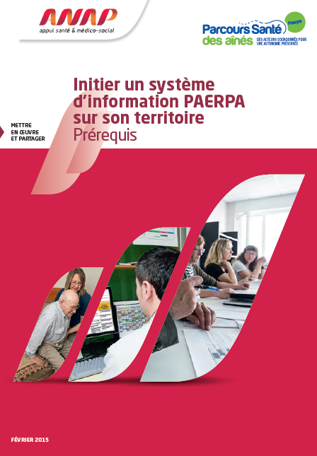 Initier un systeme dinformation PAERPA