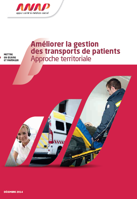 ameliorer le transport des patients ANAP